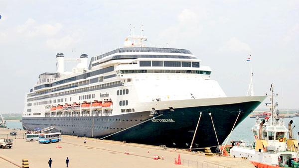 Hambantota port has high tourism potential – Captain Carsjens