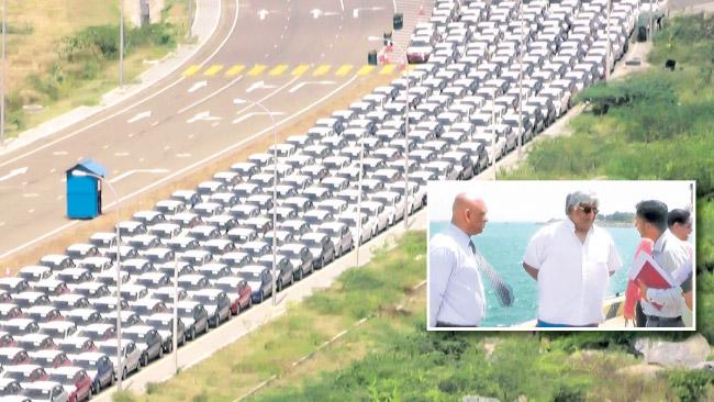 Hambantota Port sees increase in transshipment