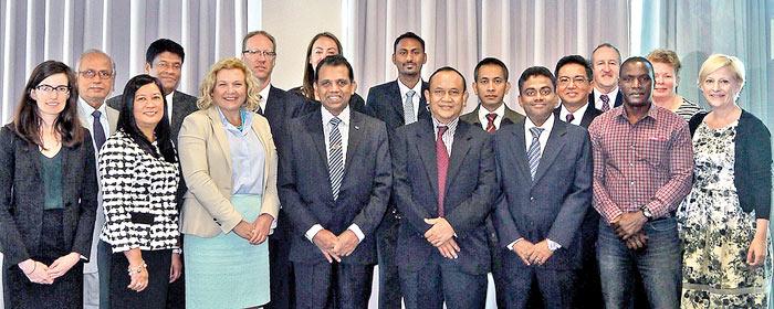 CINEC represents Sri Lanka in IORA project in Australia