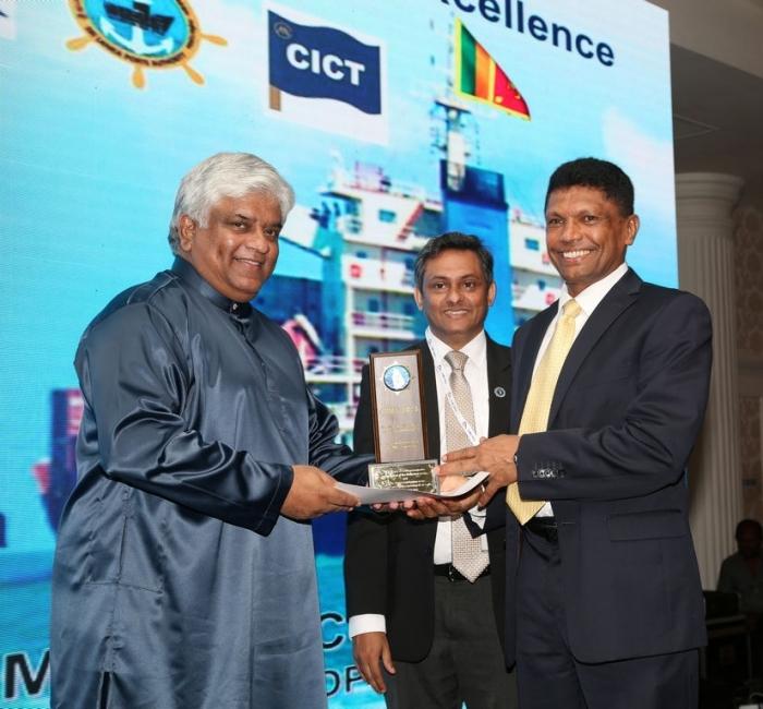 Mr. Sarathkumara Premachandra appointed as the Managing Director of Sri Lanka Ports Authority