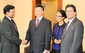'Colombo Port City to begin work soon'