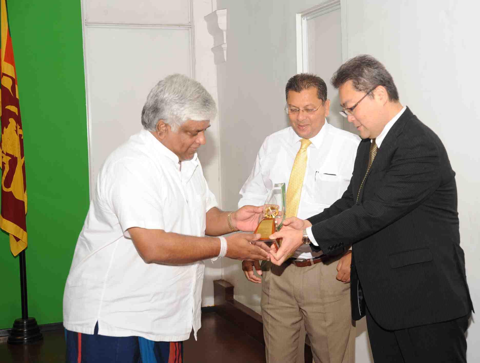 Mv. MARINE RELIANCE calls Hambantota Port