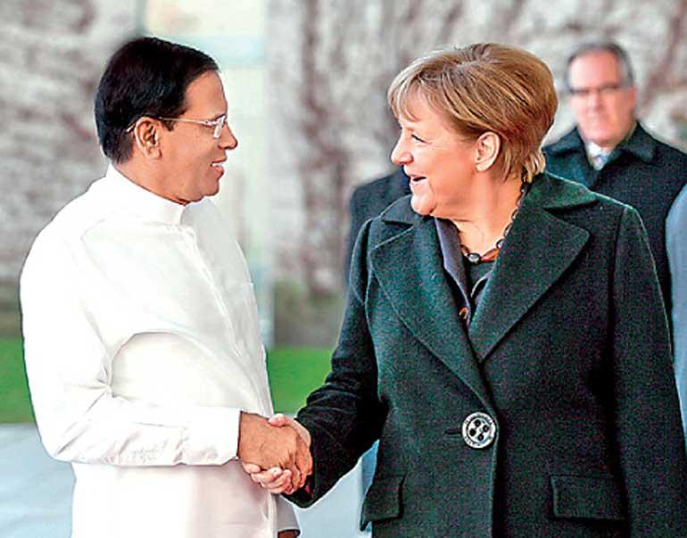 Sri Lanka under spotlight in Berlin as investment location