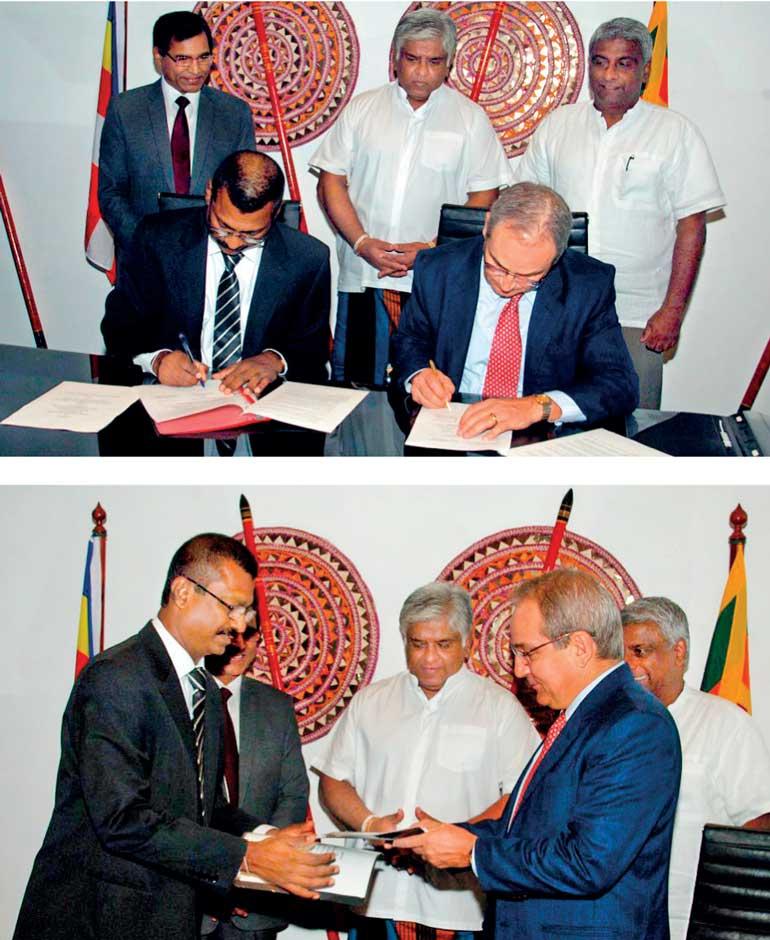Jobs for Sri Lankan sailors in Switzerland