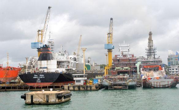 SLPA seeks to diversify transshipment business
