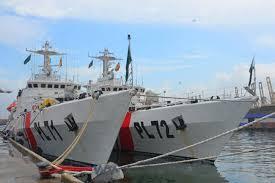 Bangladesh Coast Guard ship, Indonesian Naval ship arrives in Sri Lanka