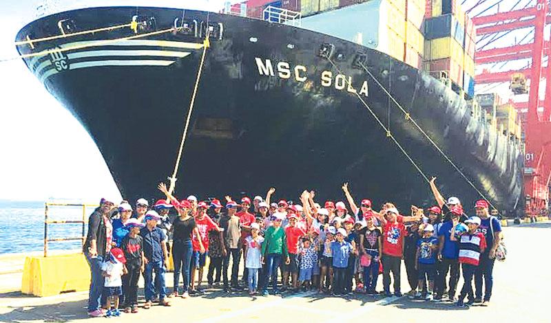 WISTA Sri Lanka organizes insightful port tour