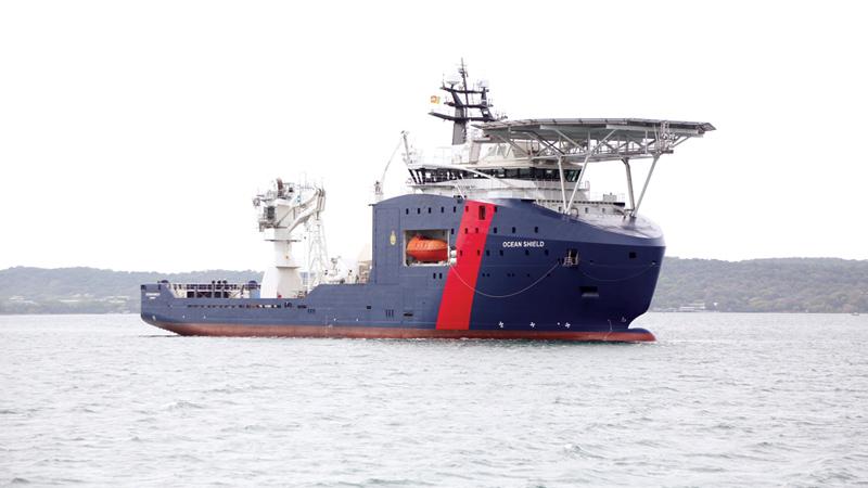 Australian Border Force vessel visits Sri Lanka